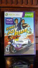Kinect Joy Ride (Microsoft Xbox 360, 2010) BRAND NEW SEALED