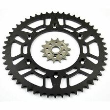 13T 50T High Carbon Steel Sprocket Kit For Honda CRF250R 2004-2016 520 Chain