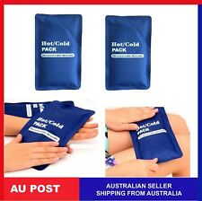 Hot and Cold Pack Reusable Microwaveable Heat Ice Gel Pack First Aid Pain Relief