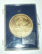 Vintage 1982 Knoxville World's Fair Sunsphere Souvenir Coin or Token