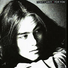 TONY CAREY - FOR YOU NEW CD