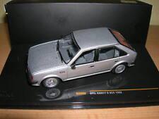 Ixo Opel Kadett D GT/E Baujahr 1983 silber silver 1:43 Artikel CLC268