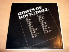 Roots Of Rock N Roll/1979 LP/Orioles/JOHNNY ACE/dells