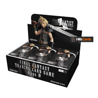 Final Fantasy Trading Card Game Opus IV (4) Sealed Booster Box of 36 Packs - TCG