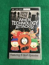 South Park When Technology Attacks UMD Video for Sony PlayStation Portable PSP