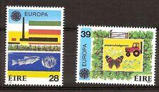 Ierland - 1986 - Mi. 589-90 (CEPT) - Postfris - VE542