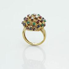 Anelli di lusso smeraldo