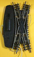 Minitrix 14968 - elektromagnetische Doppelkreuzungsweiche - R 1 - 30° - 104,2 mm