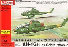 AZ Models 1/72 Bell AH-1G Huey Cobra USMC # 74049