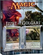 Magic the Gathering MTG Duel Decks Izzet vs. Golgari Facory Sealed Free Shipping