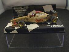 Minichamps F1 ◊ Jordan Peugeot 196 R.Barrichello ◊ 1/43 ◊ boxed / en boîte MIB