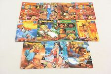 FATAL FURY 3 Lot of 11 Card Dasu Cards JAPAN Game