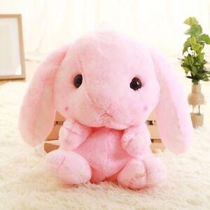 New Student Bunny Backpack Ladies Kawaii Plush Doll Rabbit School Shoulder Bag
