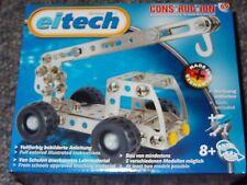 Eitech Crane Construction Basic Building Set Metal Toy C69