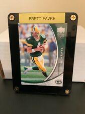 NFL Atlanta Falcons & Green Bay Packers Brett Favre Football Cards You Pick!*
