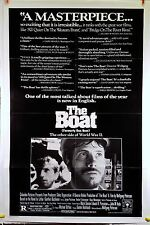 The Boat (Style B) 1982 Original Movie Poster 27x41 Folded US 1 Sheet