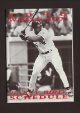Chicago White Sox--Frank Thomas--1996 Early Bird Pocket Schedule--SoxFest