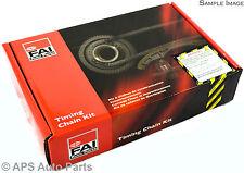 Ford C-Max Fiesta Focus Fusion 1.6 TDCi 04> Timing Chain Kit Engine Belt Diesel