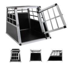 Transportbox Hundetransportbox Hundebox Aluminium Autotransportbox Hunde Größe M
