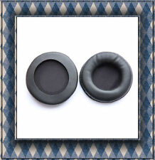 Leather Ear Cushion 90mm Pads for Sony MDR V700 High quality Black *NEW
