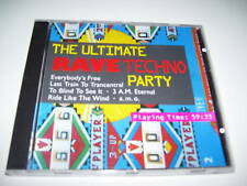 the ultimate rave techno party ( early rave 1992 ) RARE