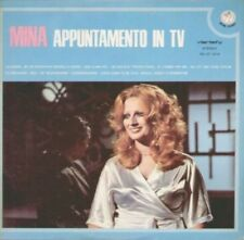 MINA APPUNTAMENTO IN TV variety ri-fi rifi serie penny rel 19119 LP 1973 nuovo