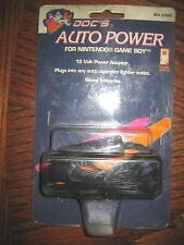 """Doc'S Auto Power For Nintendo Game Boy , """" Sold As Is """""""