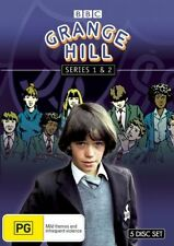 Grange Hill : Series 1-2 (DVD, 2008, 5-Disc Set)