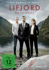 5 DVDs * LIFJORD - DER FREISPRUCH STAFFEL 1 + 2  KOMPLETTE SERIE # NEU OVP &B