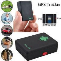 Global Locator Real Mini Time Car Kid A8 GSM/GPRS/GPS Tracking Tracker Braw