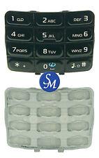 9793014 Tastiera numerica nera Nokia per Nokia 5300 XpressMusic originale