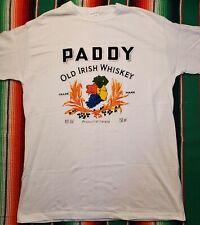 Single Stitch Paddy Whiskey t Shirt