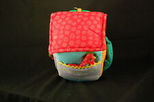 Early Years Baby Crib Toy Bird House Rattler Mirror Plush Stuffed animal Lovey