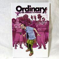 Ordinary Rob Williams D'Israeli Titan Comics Graphic Novel Pre-Owned