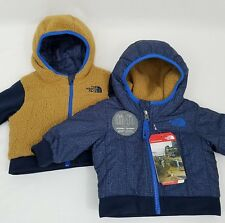 The North Face 0 to 3 Month Yukon Hoodie Coat Infant Boy Reversible Jacket