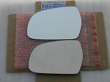 880LF Audi A3 A4 A5 S4 S5 MIRROR GLASS + Full Adhesive Driver Side LH *SEE NOTES