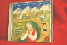 James Galway - Music For My Little Friends - CD  Album