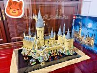 Display case for Lego Harry Potter Hogwarts Castle 71043 (Aus Top Rated Seller)