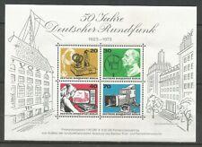 Deutsche post BERLIN Bloc Feuillet n° 4 neuf ★★ Luxe 1973 / MNH
