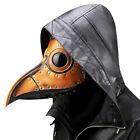 Plague Doctor Steampunk Mask Bird Long Nose Beak Cosplay Halloween Prop