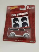 2017 Hot Wheels Pop Culture The Beatles Dairy Delivery NEW Real Riders