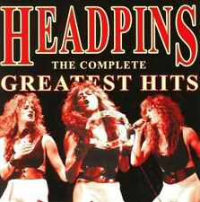 THE HEADPINS - THE COMPLETE GREATEST HITS * NEW CD