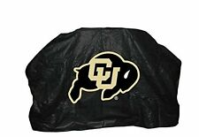 """UNIVERSITY OF COLORADO 68"""" Barbecue BBQ Barbeque Heavy Duty Gas Grill Cover"""