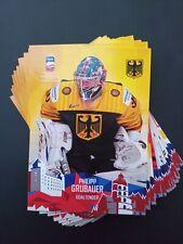 IIHF World Championship 2019 Team Germany (Full Set 25 cards)
