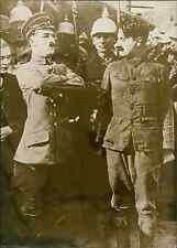 "Charlie Chaplin, ""Charlot Soldat"" Vintage silver print, tirage postérieur"
