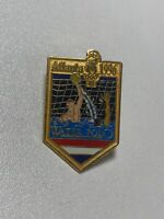 Vintage 1996 USA Atlanta Olympics Water Polo Pin - Olympic Games Pinback VTG NEW