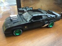 GREENLIGHT 84051 GRW FORD FALCON XB LAST OF THE V8 INTERCEPTORS model car 1:24th