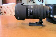 Sigma Ex Dg Apo Hsm Rf 50-500mm f/4-6.3 Apo Hsm Ex Dg Af Lens For Canon