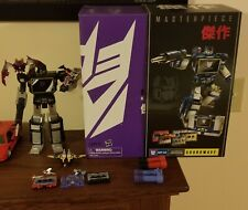 Hasbro Transformers Masterpiece MP-02 Soundwave Hasbro Asia Exclusive Used