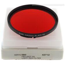B+W B70 R Luce Rosso per Hasselblad Distagon 50 TPG PIANA F FE 110 Sonnar 150